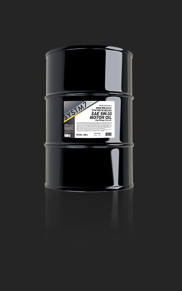 SAE 5W-30 Synthetic Blend Motor Oil